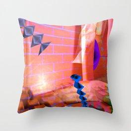 Uchbaka Throw Pillow