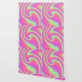 Tutti Frutti Ribbon Candy Fractal Wallpaper
