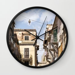 NOTO - Baroquetown - Sicily Wall Clock