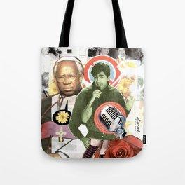COLLAGE: Sanremo Tote Bag
