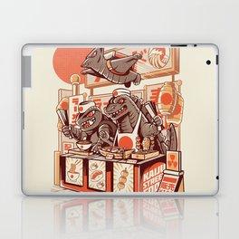 Kaiju street food Laptop & iPad Skin