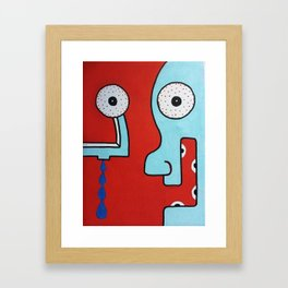 Inverse Effect  Framed Art Print