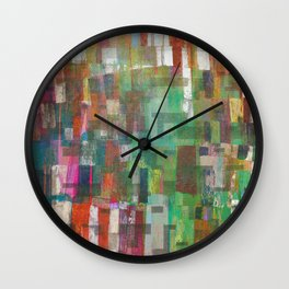 Babel Wall Clock
