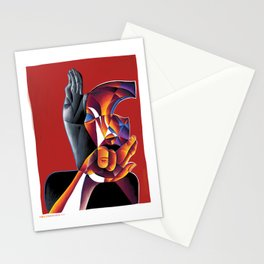 Element: Burn Stationery Cards