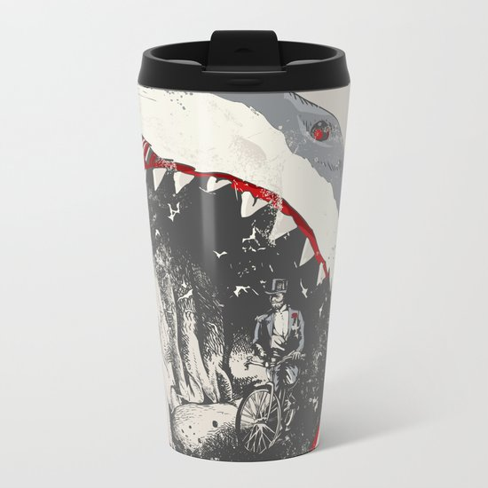 Discovery Metal Travel Mug