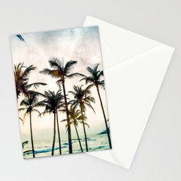 No Palm Trees Stationery Cards
