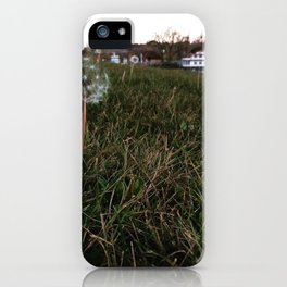 Showboat Wishes iPhone Case