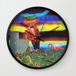 Radiation Propagation Wall Clock