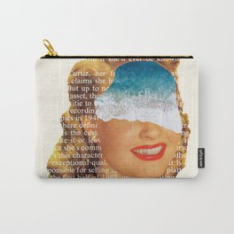 Portrait 1 Carry-All Pouch