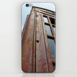 MAKE THE CALL iPhone Skin