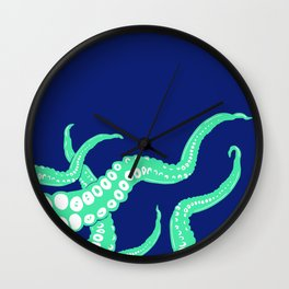 Release The Kraken! Wall Clock