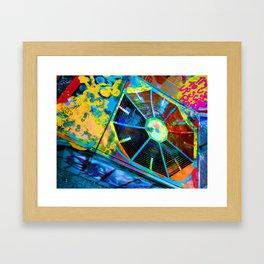100 Dollar Bing Bang Framed Art Print