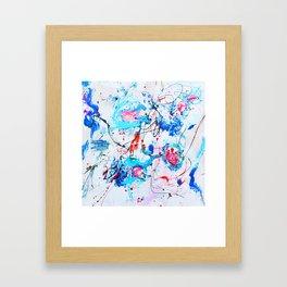Mother Grandmother Love Framed Art Print
