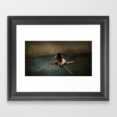 Unquenchable Framed Art Print