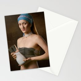 The Milkmaid Stationery Cards