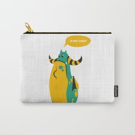 No more food? Carry-All Pouch