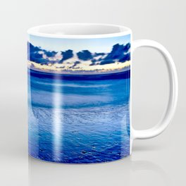 BLUE SILENCE of the SEA Coffee Mug