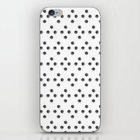 polka iPhone & iPod Skins featuring POLKA by Se´scoso
