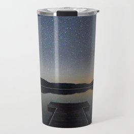 Milky Way in Truckee, CA Travel Mug