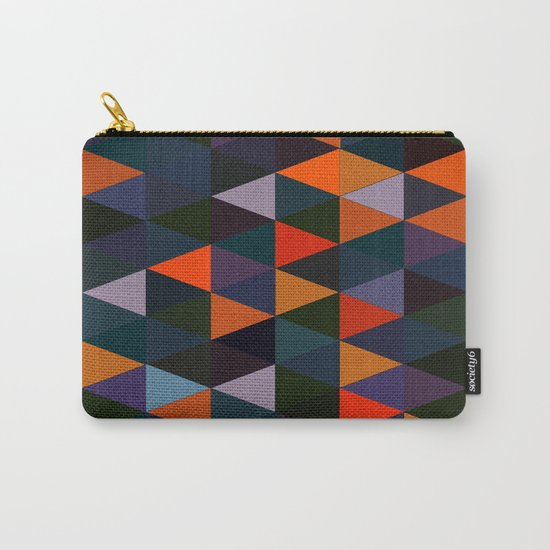 Abstract #296 Carry-All Pouch