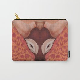 Pink Ox Carry-All Pouch
