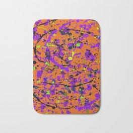 Abstract #901 Bath Mat