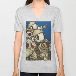 Astronauts Unisex V-Neck