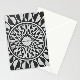 Strawberry Fields (memorial) Stationery Cards