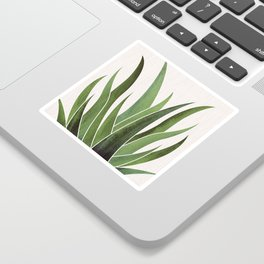 Vintage Agave / Desert Succulent Sticker