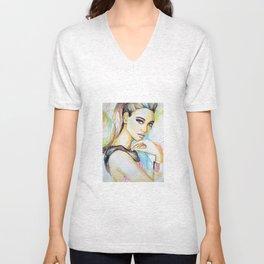 Fashion  Unisex V-Neck