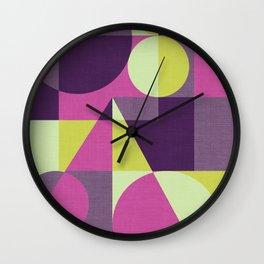 Napolitano Wall Clock