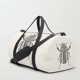 Graphic ekoxe stag beetle Duffle Bag
