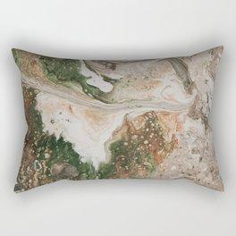 Kirsten Paint Pour Rectangular Pillow