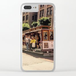 Downtown SF Clear iPhone Case