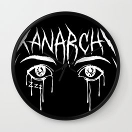 Xanarchy Lil Xan Wall Clock