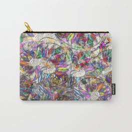 Baby in Utopia - Enkhbulgan Selenge Carry-All Pouch