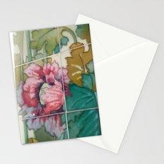 Porto Flower Tiles Stationery Cards