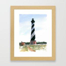Hatteras #3 Framed Art Print