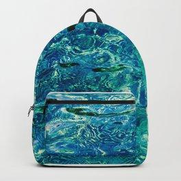 Emerald Sea Backpack