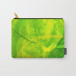 Green Apple Lemonade Carry-All Pouch