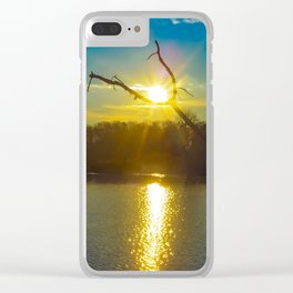 Its' Up, and Its Good! Clear iPhone Case