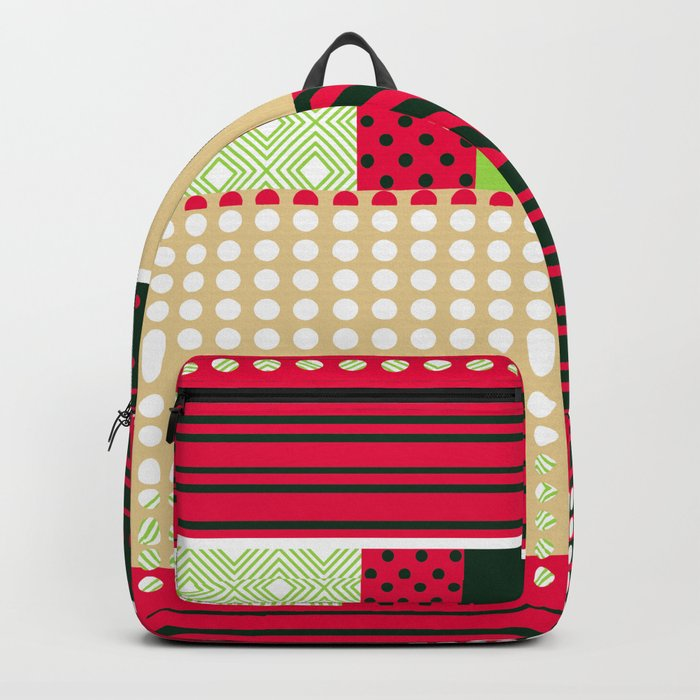 70s Watermelon Backpack