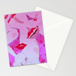 Mwah Mouths! Stationery Cards
