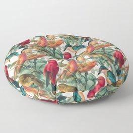 Songbirds Floor Pillow