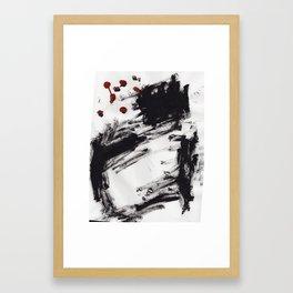 Self Hatred Framed Art Print