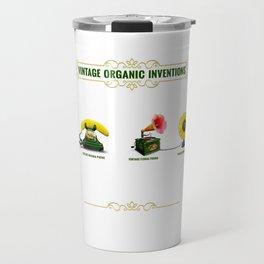 ORGANIC INVENTIONS SERIES: Vintage Organic Inventions Travel Mug