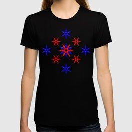 Shuriken Design version 3 T-shirt