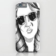 audrey gardrel iPhone 6s Slim Case