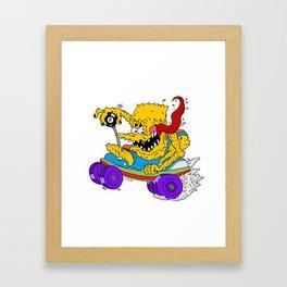 Bart Fink Framed Art Print
