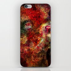 Spirits residual     (This Artwork is a collaboration with the talented artist Timothy Davis ) iPhone & iPod Skin
